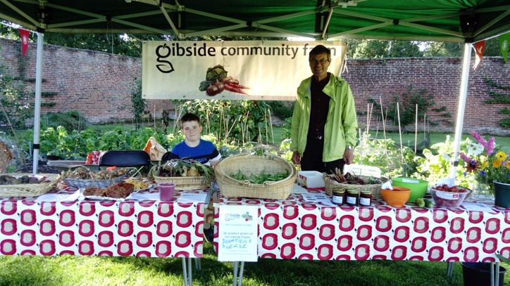 Farmers Markets at Gibside