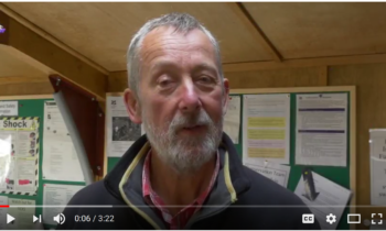 YouTube video of GCF and help from Woodland Trust
